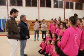 El Club Rítmica Alkazar se clasifica para el Nacional de gimnasia