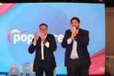 López Miras: 'El PP siempre ha apostado por conservar nuestras tradiciones y defender los valores más arraigados de nuestra tierra'