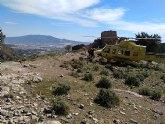 Rescatan a una senderista que se ha torcido un tobillo en Sierra Espuña
