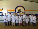 Los representantes de los  pueblos hermanados de Marchena y Ch�teaudun visitan Procavi