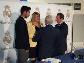 Ayuntamiento y Fundación Real Madrid renuevan el convenio de la Escuela Deportiva