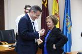 Lola S�nchez se jubila tras m�s de 35 años de servicio al municipio