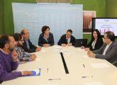 Se inicia el proceso de participación ciudadana con asociaciones empresariales