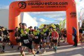 Juan Miguel Cuenca y Fátima Ortega ganadores en la carrera de montaña IV NOGALTE TRAIL EXTREME