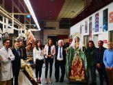 Cultura restaura la Virgen de los Dolores y el Cristo Monte Calvario de Archena