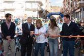 200 ciclistas compiten en la X vuelta a Murcia máster celebrada en Mazarrón