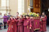 La procesión infantil abre otra vez los desfiles de la Semana Santa torreña