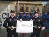 Vídeo homenaje a los Cuerpos de seguridad con protagonistas ligados al fútbol regional