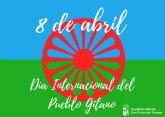 San Pedro del Pinatar muestra su apoyo al pueblo gitano en la conmemoración del 8 de abril