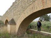 IU exige actuaciones en el acueducto de la Zarzadilla a Lorca que, desde el pasado ano, está en la 'lista roja del patrimonio histórico espanol