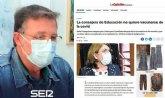 El concejal de Sanidad califica de 'temeridad' las declaraciones de Mabel Campuzano sobre la vacuna contra la Covid-19
