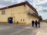 Más de 2.000 mayores del municipio de Torre Pacheco serán vacunados en el Pabellón Municipal Virgen del Pasico