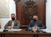 Al PP de Lorca no le gusta que el PSOE esté ayudando a comerciantes y hosteleros