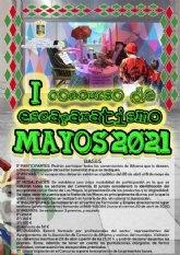 I concurso de escaparatismo Los Mayos 2021. Del 26 de abril al 9 de mayo