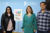 La obra 'Pinceladas Pinatarenses', de Beatriz Cano, será el cartel de las fiestas patronales