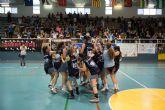 Molina Basket se proclama en Mazarr�n campe�n regional cadete de baloncesto femenino