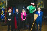 Desde el sábado las Fiestas de Alcantarilla ya cuentan Brujo del Año, Cristóbal García Morata, tras su nombramiento
