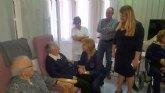 Familia ampliará con cinco plazas la atención a personas con discapacidad de Mazarrón