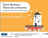 El Ayuntamiento recibirá 2.385.925 € de los fondos europeos para poner en marcha el proyecto 'Torre Pacheco. Tierra de Contrastes'