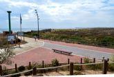 La playa de El Mojón, el Centro de Las Salinas y Marina de Las Salinas obtienen la bandera azul