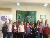 Los Mayores del municipio participan en Talleres de Memoria 'Activemos nuestra Mente'