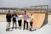 Puerto de Mazarr�n acoge dos jornadas de las ligas oficiales de skateboarding y scooter