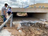 El Ayuntamiento sigue trabajando en la mejora de las infraestructuras hidráulicas del municipio de Torre Pacheco