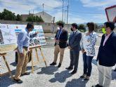 Finalizan las obras el Camino de los Soldados, que conecta Alcantarilla con el Polígono Industrial Oeste y El Palmar