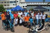 El Paseo Colón acoge la II Semana de la Movilidad y el Deporte Inclusivo hasta el próximo domingo 12 de junio