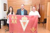 Deportes repartirá mañana las 100 entradas que el Real Murcia CF ha regalado al Ayuntamiento en agradecimiento por la iniciativa #balconesgranas