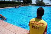 Las piscinas del Polideportivo Municipal 6 de diciembre abren sus puertas mañana viernes 9 de junio