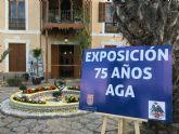 Una exposición histórica complementa el fin de semana del 75 Aniversario de la AGA en el municipio