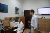 La UCAM ofrece un servicio de fonoaudiología gratuito para profesores y personal de la universidad