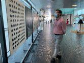 Obras realizadas en el Art-Até 2020 se pueden ver en el Ayuntamiento de Torre Pacheco