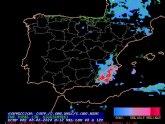 Se activa el aviso naranja por tormentas en el Valle del Guadalentín