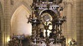 La procesión del Corpus de este año se realizará en el interior de la Catedral