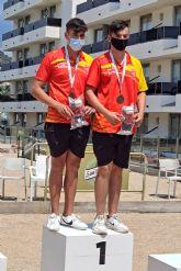Jesús Escacho, del club Petanca La Salceda, se proclama campeón de España sub-23 y disputará el Europeo con España