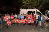 Cruz Roja Mazarr�n cuenta con una nueva ambulancia que refuerza la atenci�n sanitaria en el municipio