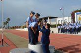 El alcalde de San Javier José Miguel Luengo asistió a la clausura del 51 Campeonato Nacional Militar de Pentatlón Aeronáutico  y a la graduación  de alumnos, en  la AGA