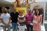 Los ganadores de la campaña de la biblioteca  'Leer compensa' recibieron sus entradas para el Festival de Jazz