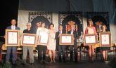 El Ayuntamiento de Puerto Lumbreras otorga distinciones a personas e instituciones en el Día de la Independencia