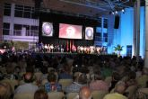 Puerto Lumbreras conmemora el 60 aniversario de su Independencia con la entrega de honores y distinciones