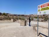 MC desmonta las 'mentiras' de Castejón: 'La Fiscalía requiere al Ayuntamiento el análisis de las aguas de El Hondón y el correcto vallado de los terrenos'
