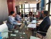 El Alcalde y el Concejal de Seguridad Ciudadana se reúnen con la Consejera de Transparencia