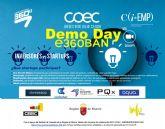 Cinco startups buscarán financiación privada en el Demo Day e360BAN organizado por COEC