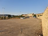 Abierto el nuevo aparcamiento del barrio de la Fuensanta de Mula