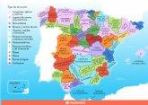 La atracción turística más popular en cada provincia espanola