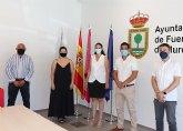 Maria Gómez, del restaurante Magoga, creará una tapa en homenaje a los hosteleros de Fuente Álamo