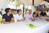 Hacienda propone a los empresarios de Mazarrón realizar nuevas inversiones con créditos avalados por la Comunidad