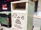 Se adjudica a la Asociación Proyecto Abraham el servicio de recogida  en la vía pública de ropa usada, calzado y juguetes